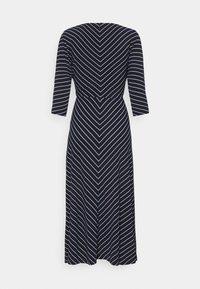 Lauren Ralph Lauren - MATTE DRESS - Jersey dress - navy/colonial - 8