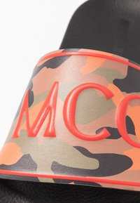 McQ Alexander McQueen - INFINITY SLIDE - Mules - orange - 2