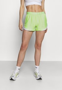 Under Armour - PLAY UP SHORTS 3.0 - Sports shorts - summer lime - 2
