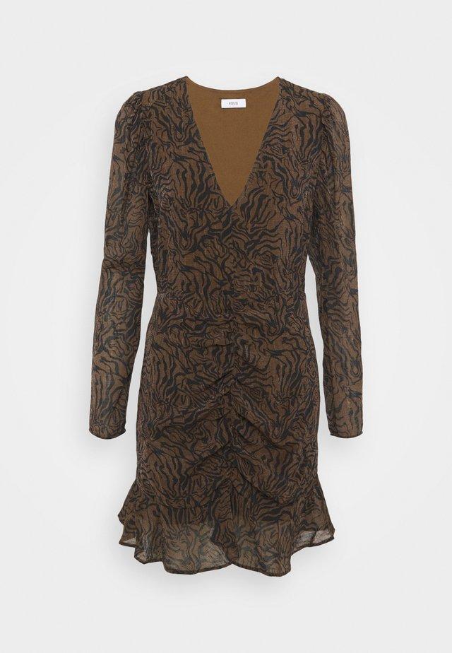 ENADAM DRESS  - Cocktail dress / Party dress - desert