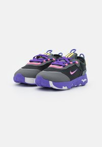 Nike Sportswear - RT LIVE UNISEX - Trainers - dark smoke grey/sunset pulse/smoke grey/sapphire - 1
