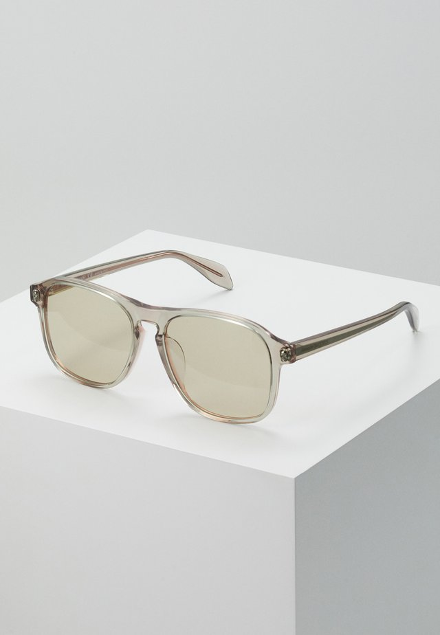 SUNGLASS  - Zonnebril - beige/brown
