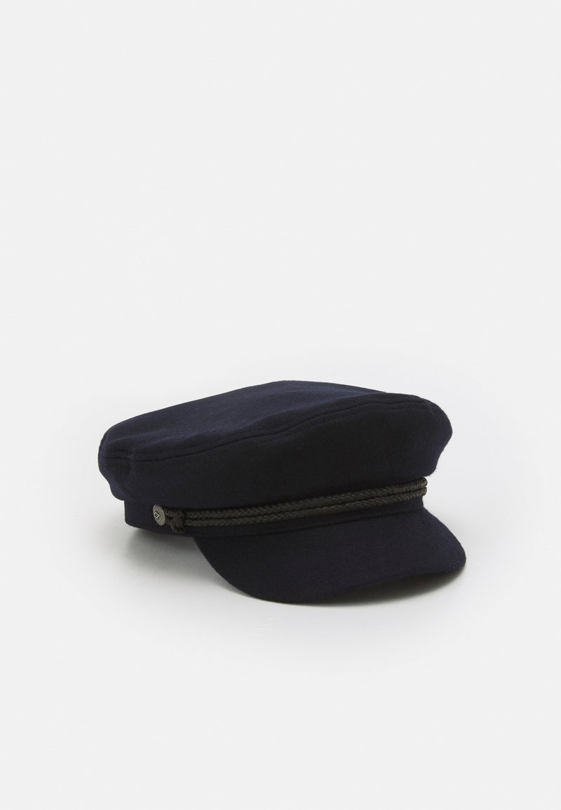 Brixton - FIDDLER CAP UNISEX - Hat - navy/black