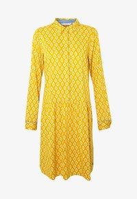 NUAILANI DRESS - Day dress - tawny