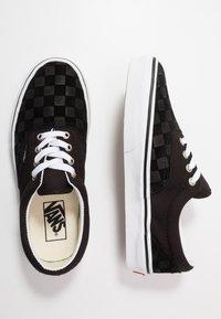 Vans - ERA - Tenisky - black/true white - 1
