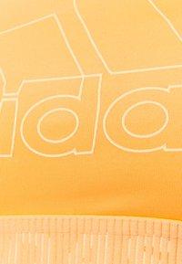 adidas Performance - Brassières de sport à maintien normal - orange - 2