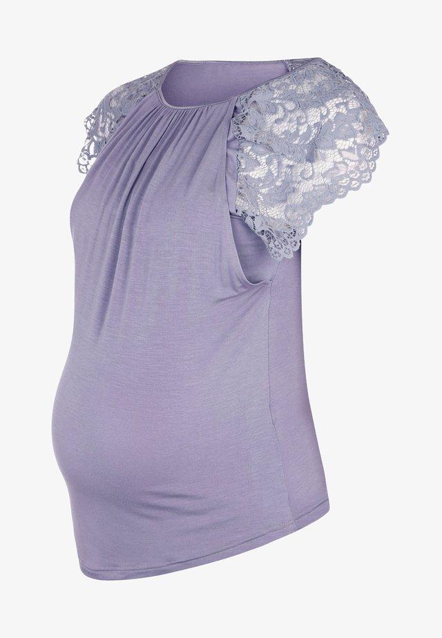 Koszulka do spania - lilac