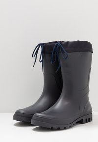 Pier One - UNISEX - Wellies - dark blue - 2