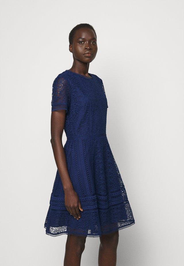 LEONARDO - Cocktail dress / Party dress - midnight blue