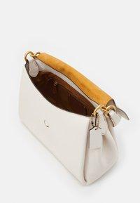 Coach - SOFT PEBBLE MAY SHOULDER BAG - Handbag - chalk - 3