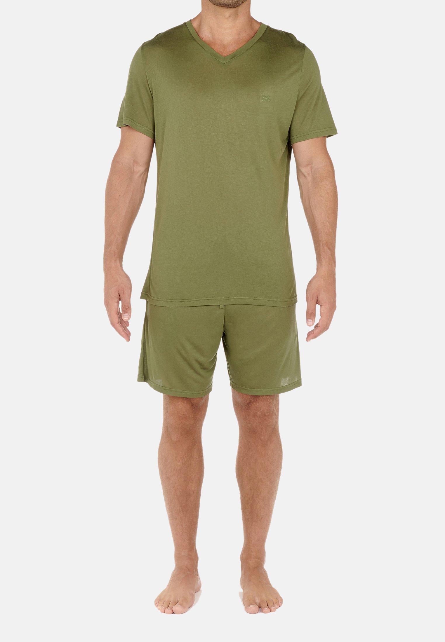 Herren COCOONING - Nachtwäsche Shirt