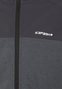 Icepeak - DONGOLA - Giacca softshell - granite - 2