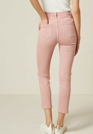 Slim fit jeans - light pink