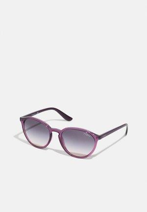 Sluneční brýle - violet transparent