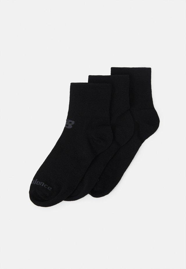 SOCK 3 PACK - Calcetines de deporte - black