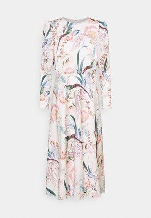 EDREANA - Korte jurk - cream