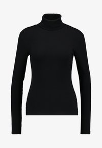 Even&Odd - Topper langermet - black - 4