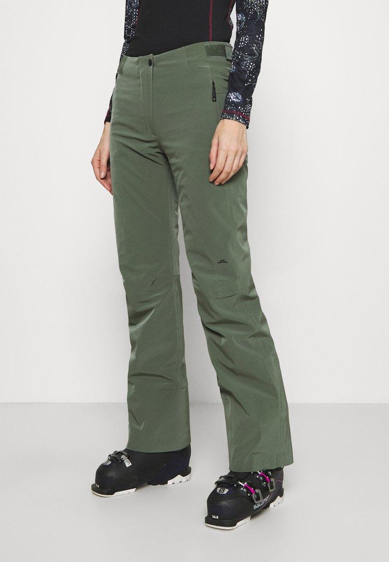 J.LINDEBERG - WATSON - Pantalón de nieve - thyme green