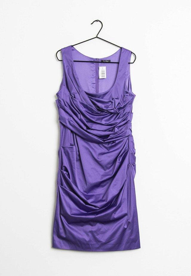 Cocktailjurk - purple