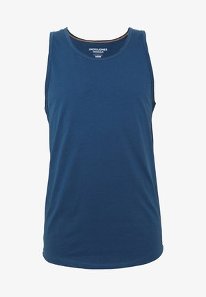 JORBIRCH TANK - Print T-shirt - ensign blue