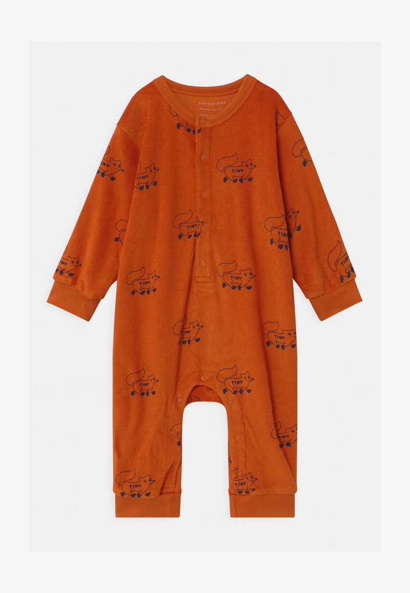TINYCOTTONS - FOXES ONE-PIECE - Overal - sienna/navy