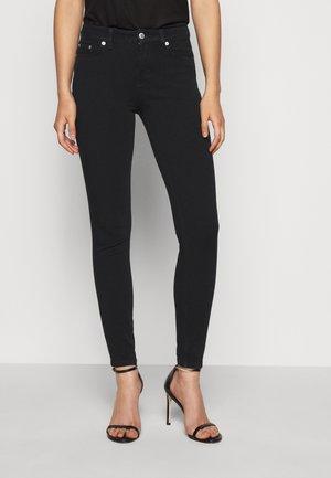 PULL - Skinny džíny - schwarz