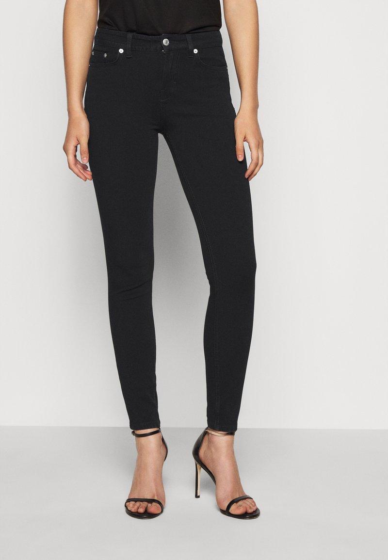 DRYKORN - PULL - Skinny džíny - schwarz