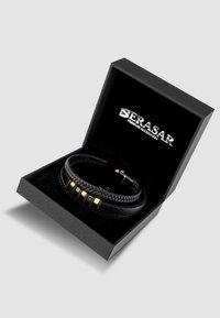 SERASAR - Bracelet - schwarz gold - 6