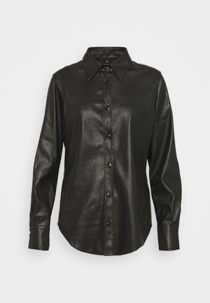 VEGAN SANDIE - Blouse - black