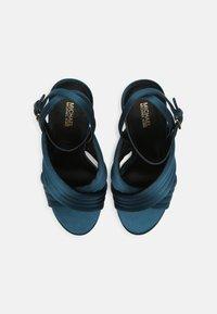 MICHAEL Michael Kors - ROYCE - Sandals - luxe teal - 5