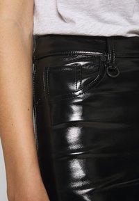 Neuw - PIXIE PANT - Stoffhose - black - 4