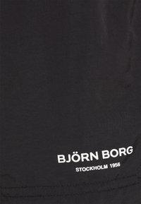 Björn Borg - TRAINING SHORTS - Pantaloncini sportivi - black beauty - 2