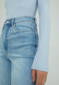EDITED - Long sleeved top - blau - 4