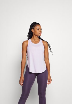 DRY HIGH LOW TANK - Top - lilac bloom