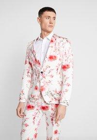 Twisted Tailor - MULLEN SUIT - Suit - white - 2