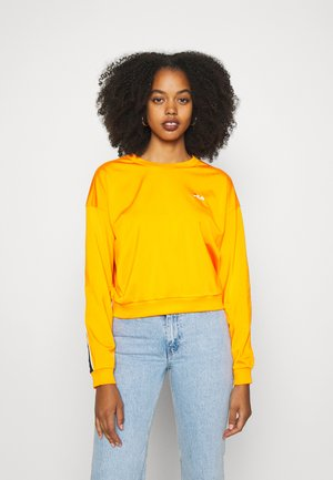 TALLIS CREW - Sweatshirt - orange popsicle