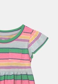 GAP - TODDLER GIRL SKATER DRESS - Jerseyklänning - multi-coloured - 2