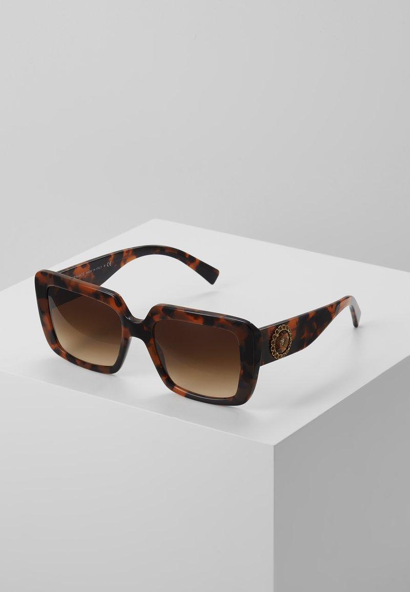Versace - Sunglasses - mottled black