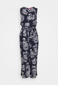 s.Oliver - OVERALL LANG - Jumpsuit - eclipse blue - 0