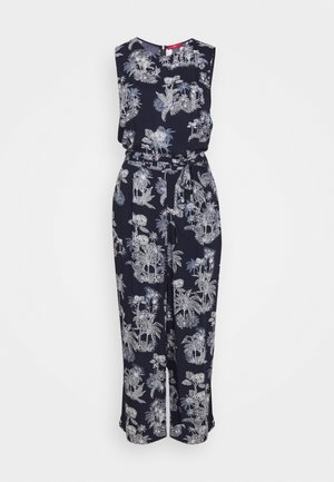 OVERALL LANG - Jumpsuit - eclipse blue