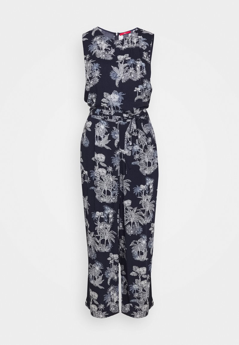 s.Oliver - OVERALL LANG - Jumpsuit - eclipse blue