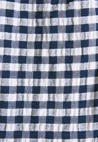 Seafolly - ELDORADOALLY GINGHAM TIERED DRESS - Complementos de playa - blue - 2