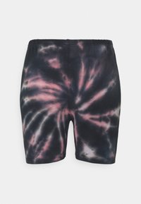 Missguided - COORD AND CYCLE TIE DYE SET - Shorts - pink - 13