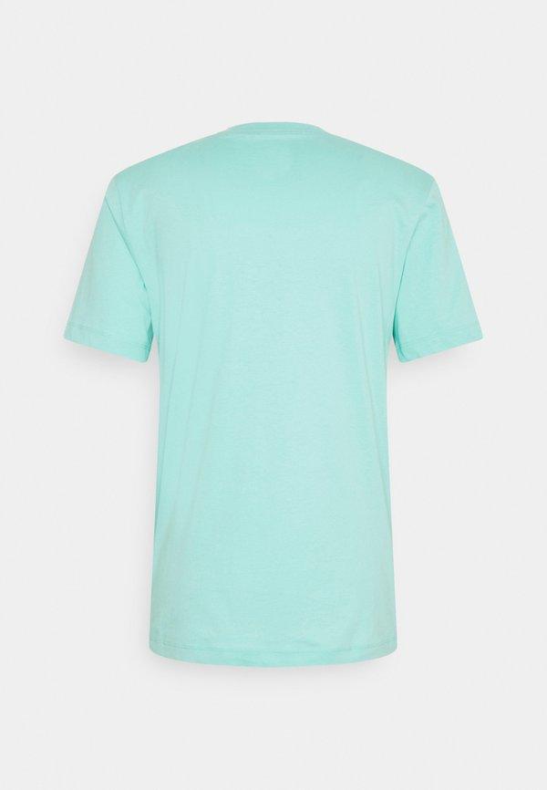 Jordan JUMPMAN CREW - T-shirt z nadrukiem - tropical twist/barely green/miętowy Odzież Męska TBDT