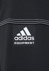 adidas Golf - EQUIPMENT 1/4 ZIP - Sweatshirt - black - 2