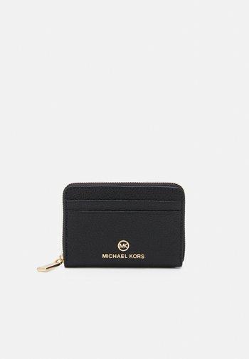 JET SET CHARM COIN CARD CASE - Wallet - black