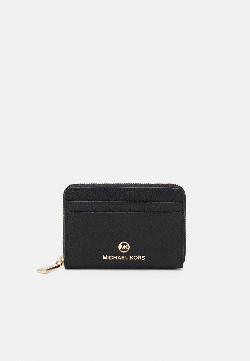 MICHAEL Michael Kors - JET SET CHARM COIN CARD CASE - Wallet - black