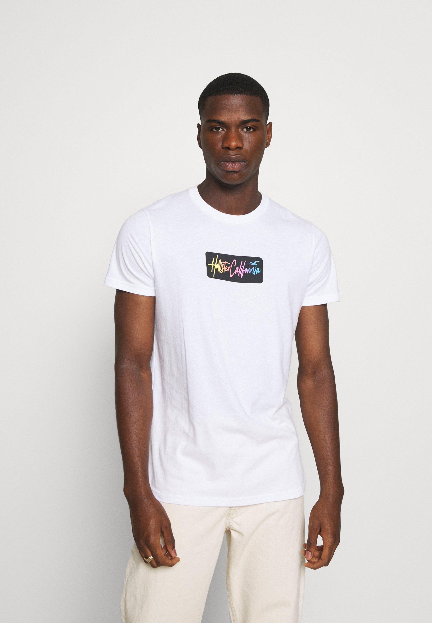 Men SUMMER FADE  - Print T-shirt
