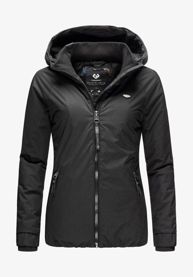DIZZIE MARINA - Winter jacket - schwarz