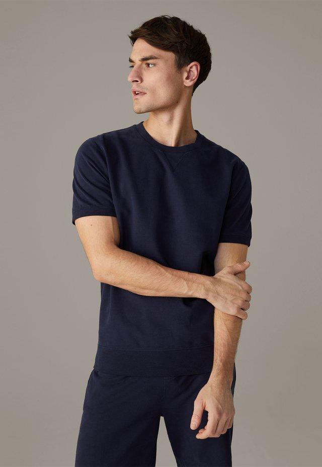 CORTEZ - Basic T-shirt - dunkelblau